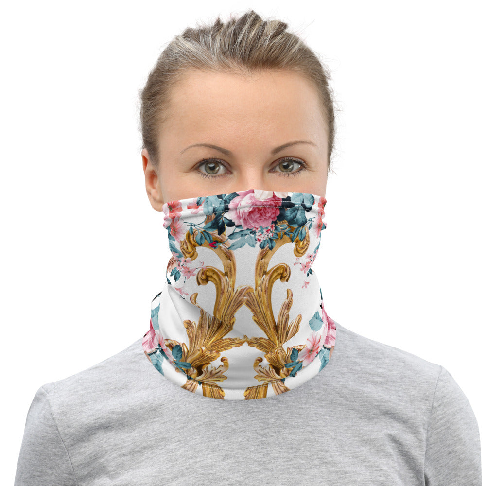 Rose Baroque | Neck Gaiter