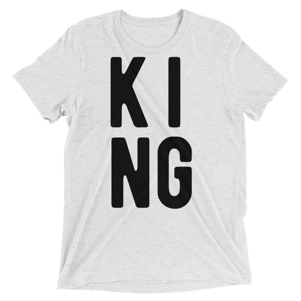 King 4 | Short sleeve t-shirt