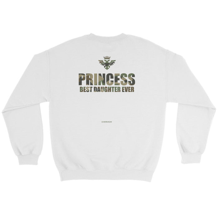 Princess Camo | Sweatshirt