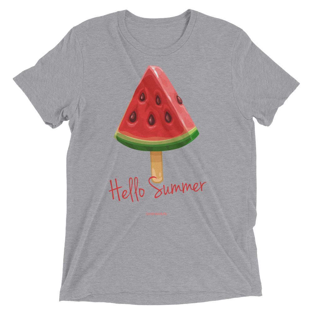 Watermelon Summer | Unisex t-shirt