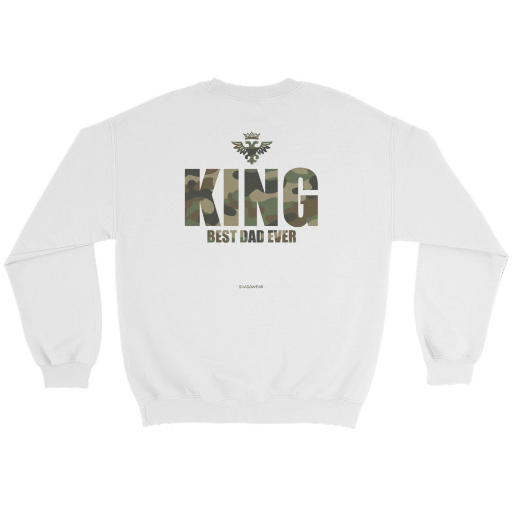 King Camo | Sweatshirt