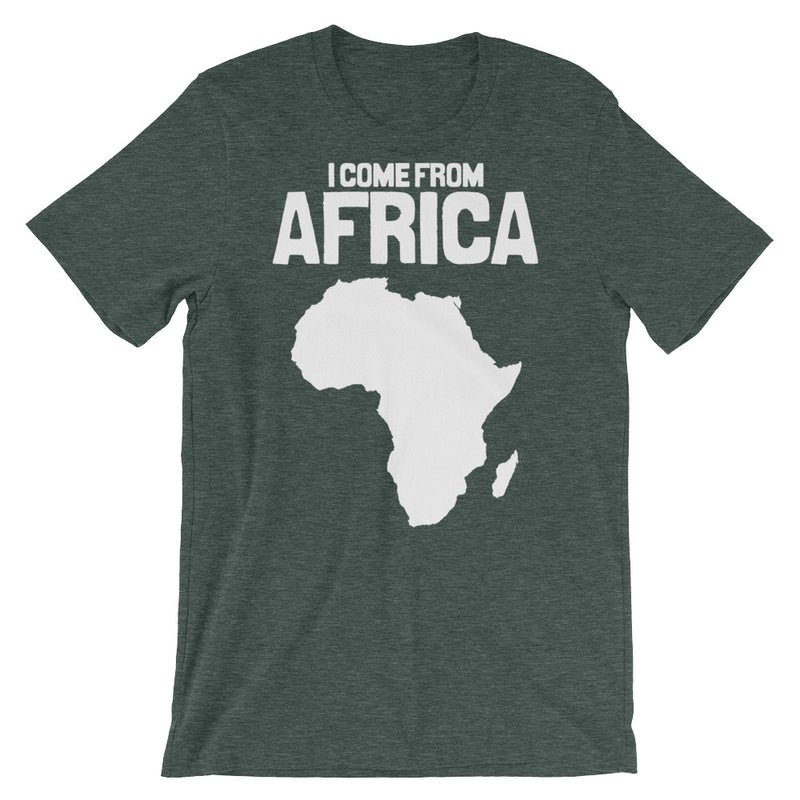I come from Africa | T-Shirt