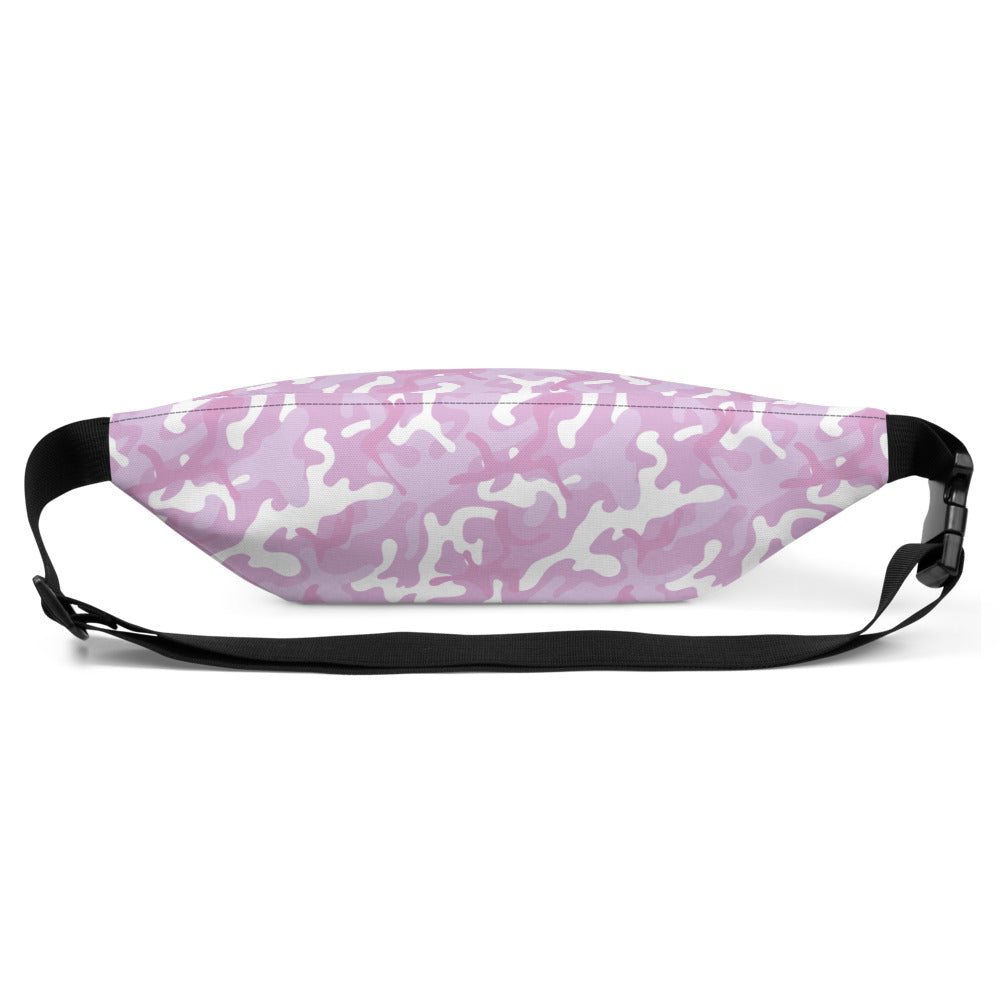 Pink Camo Fanny Pack