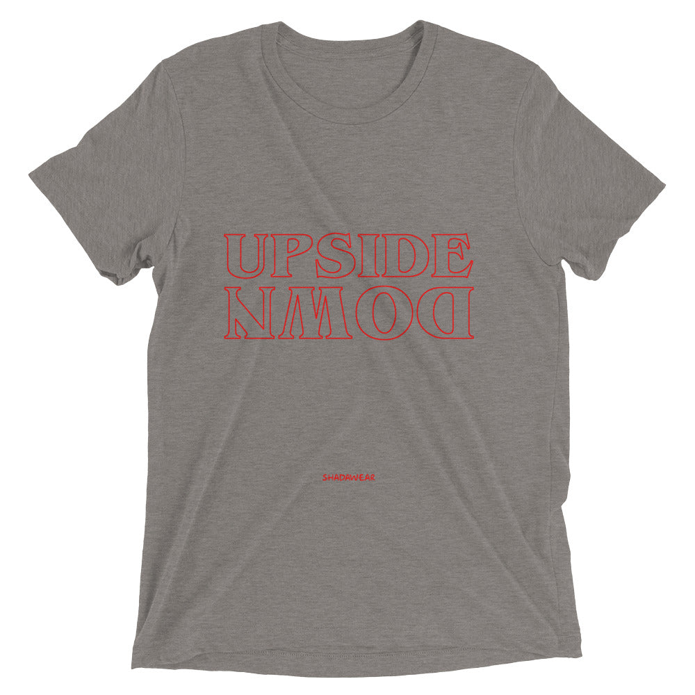 Upside Down | Short sleeve t-shirt