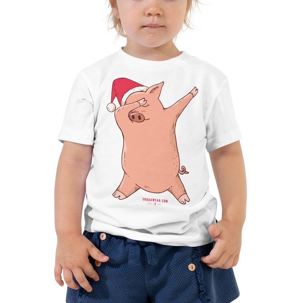 Xmas Piggy | Toddler Tee