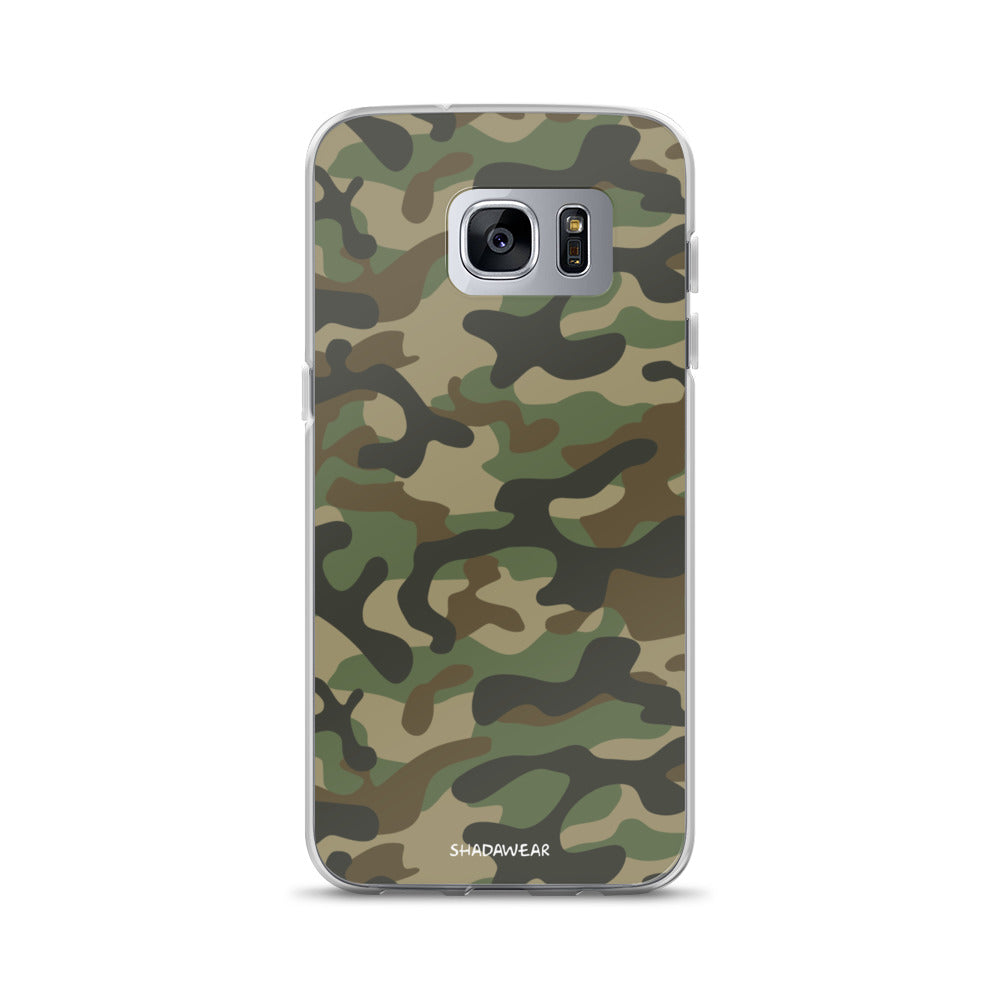 Green Camo | Samsung Case