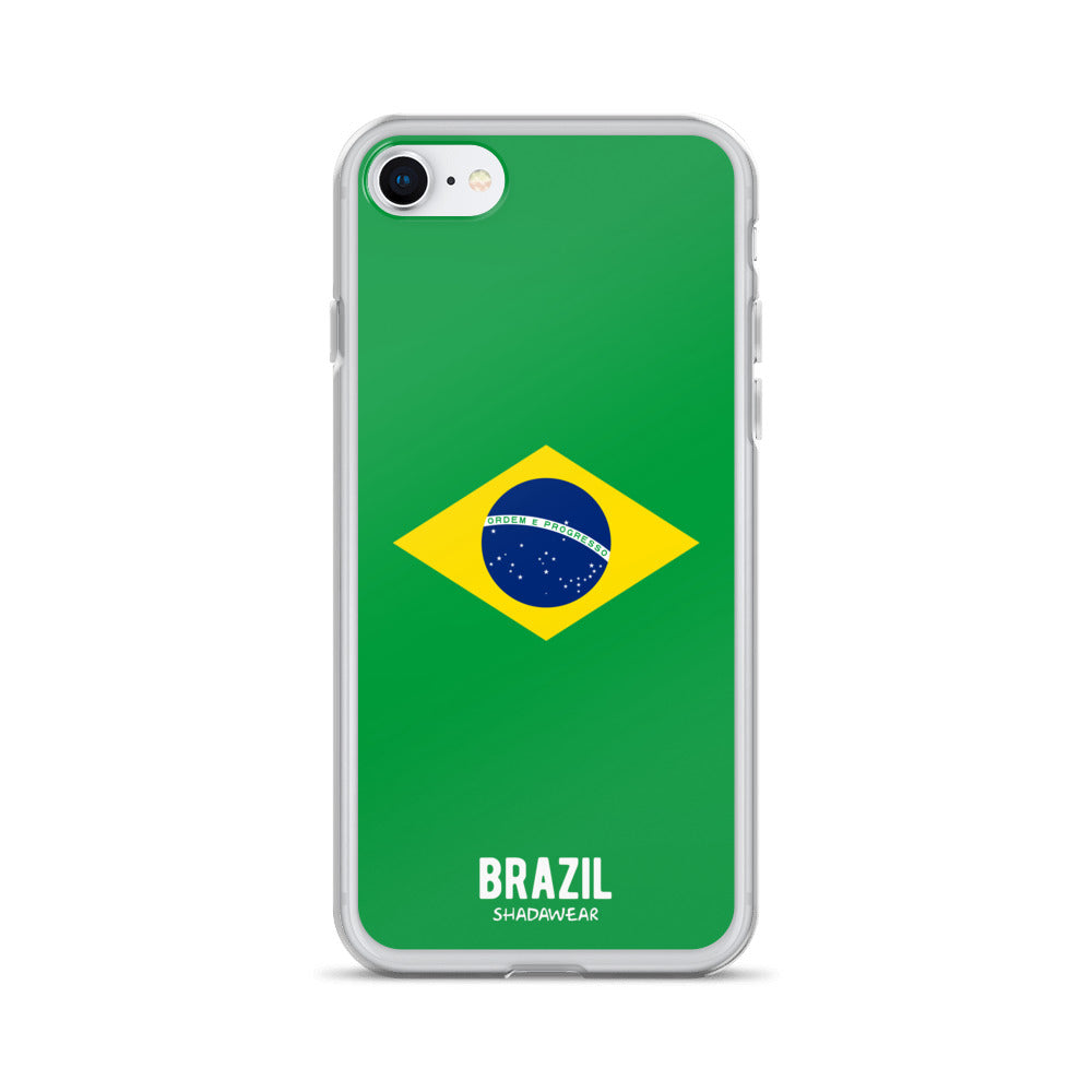 Brazil Represent | iPhone Case