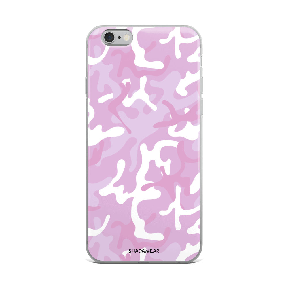 Pink Camo | iPhone Case