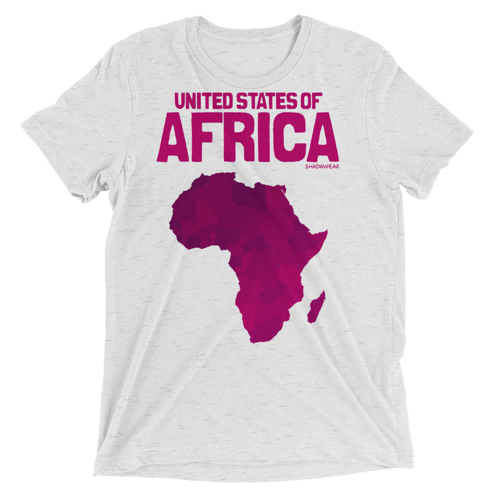 United States of Africa | Tri-Blend t-shirt