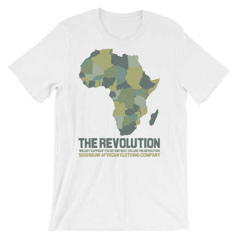 Revolution | Premium Short-Sleeve Unisex T-Shirt