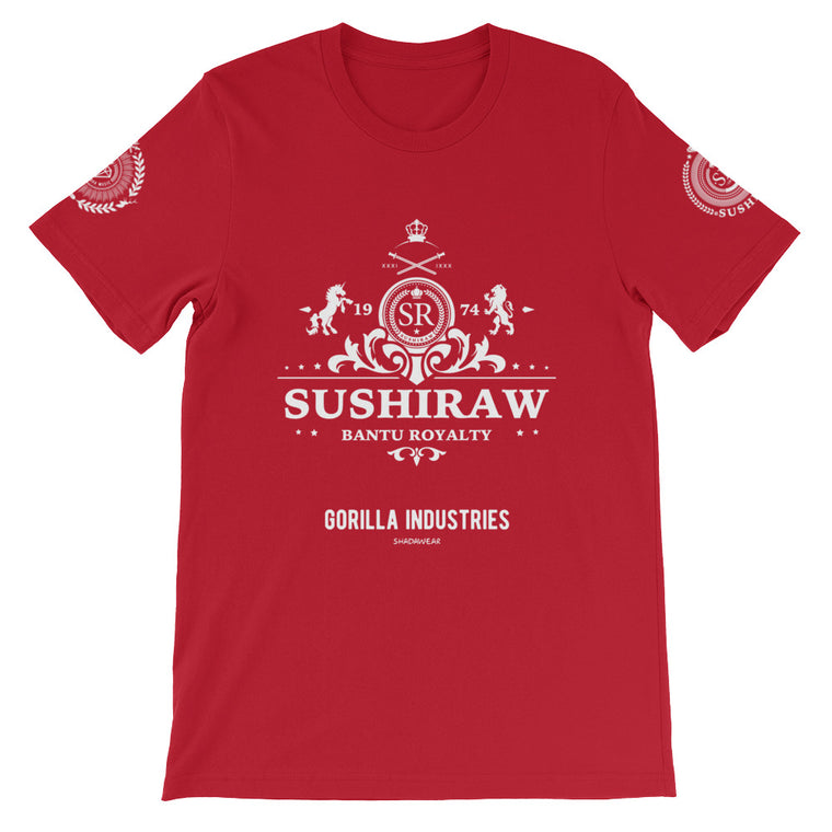 Sushiraw XIX Gorilla Industries | Unisex T-Shirt