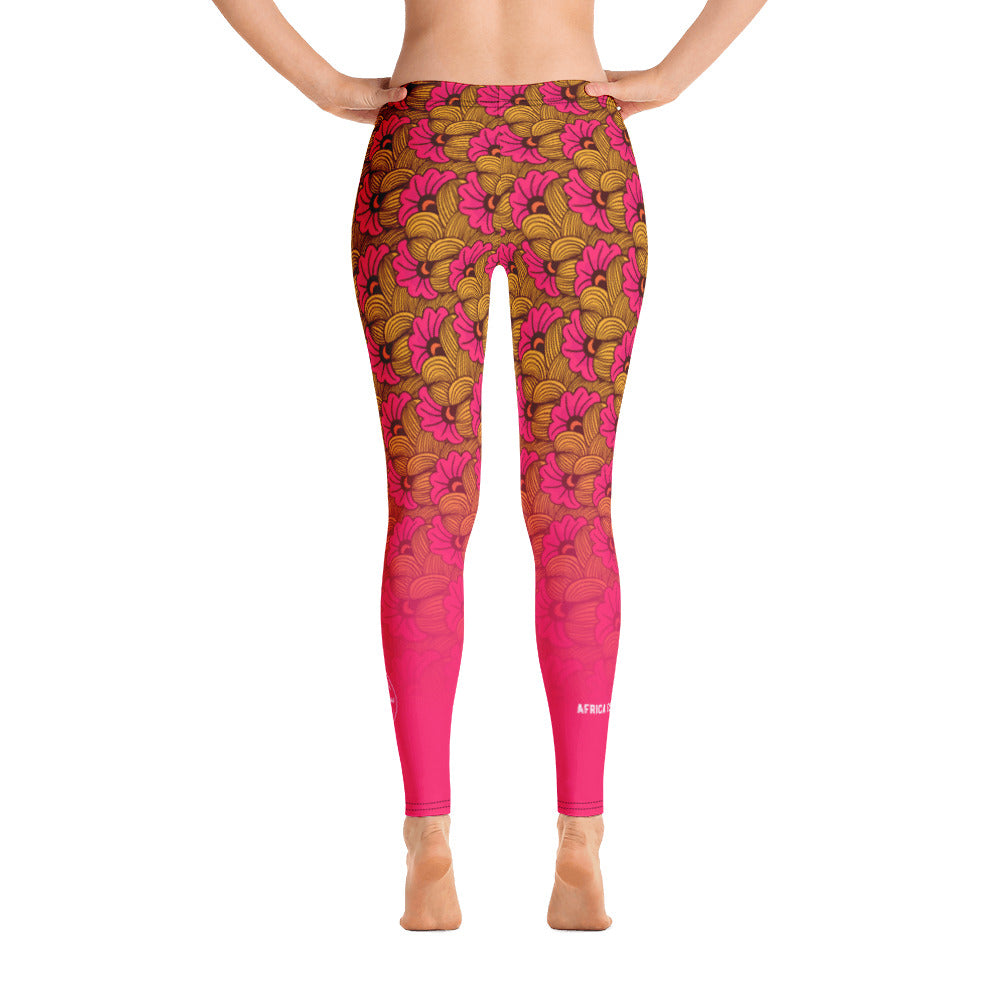 Wax Flowers | Leggings