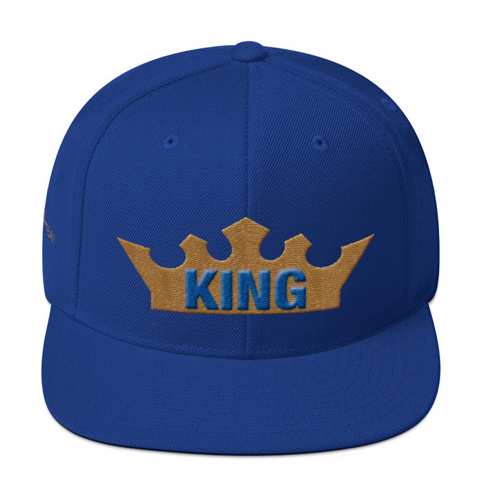 King Crown | Snapback Hat