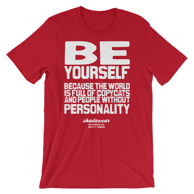 Be Yourself | Short-Sleeve Unisex T-Shirt