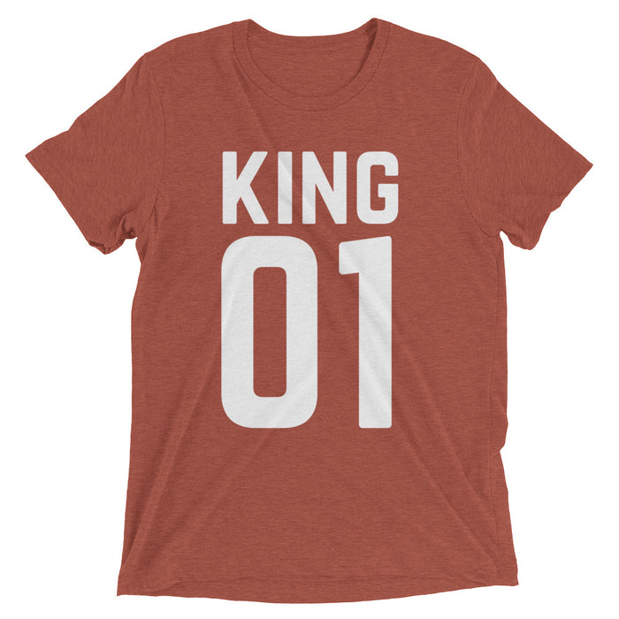 King 01 | Short sleeve t-shirt