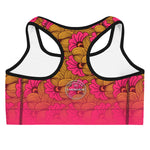 Wax Flowers | Sports bra