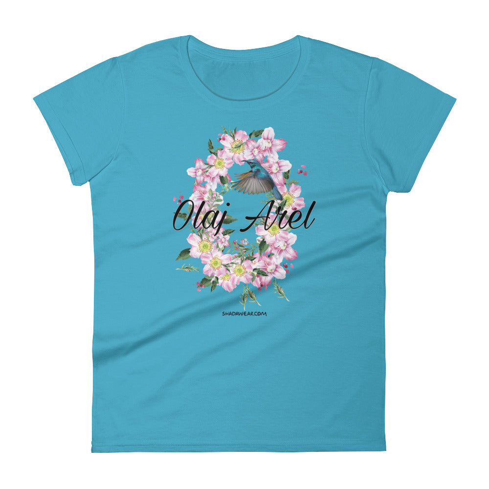 Olaj Arel Flores | Women's short sleeve t-shirt