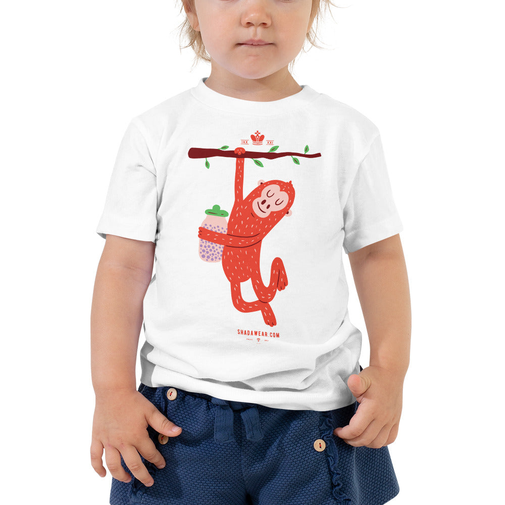 Orangutan | Toddler Short Sleeve Tee