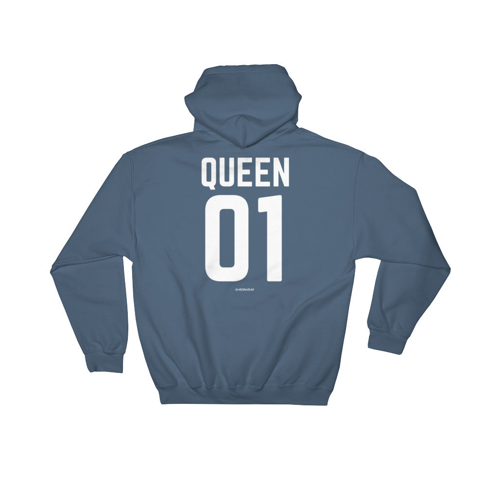 Queen 01 | Hooded Sweatshirt