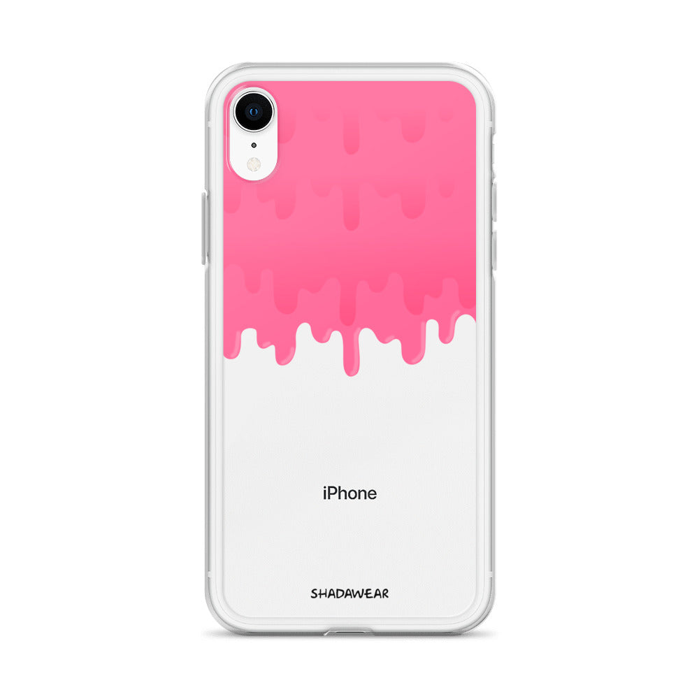Ice Cream | Clear iPhone Case