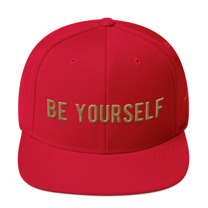 Be Yourself | Snapback Hat