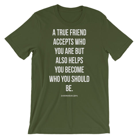 True Friends | Short-Sleeve Unisex T-Shirt