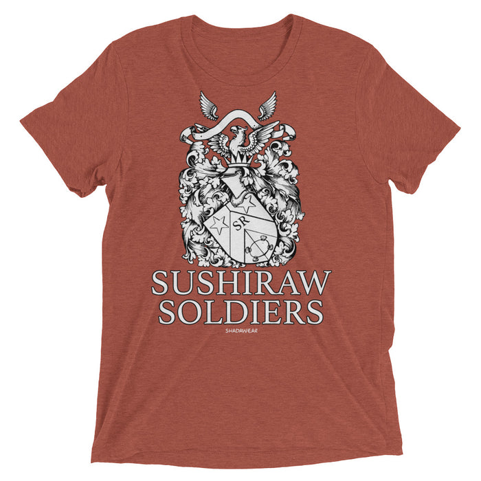 Sushiraw Soldiers | Triblend Unisex T-shirt