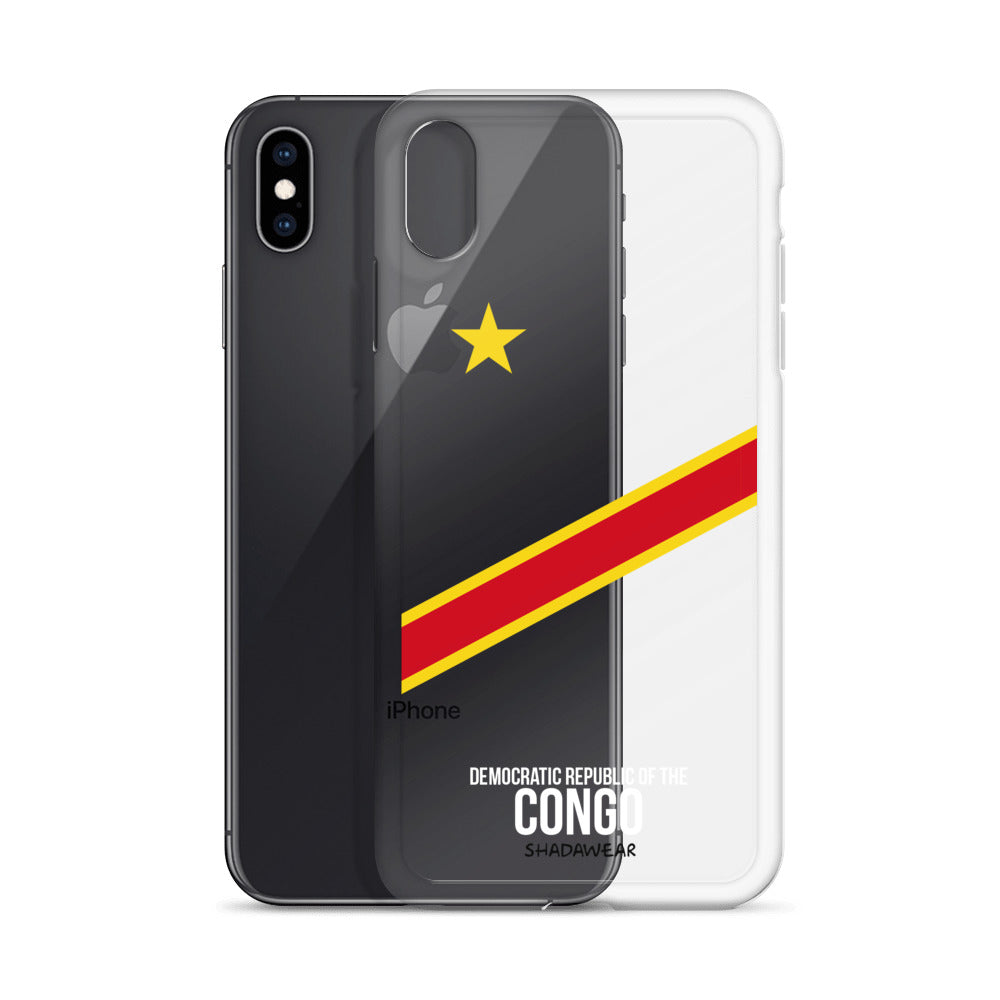 DRC | Clear iPhone Case