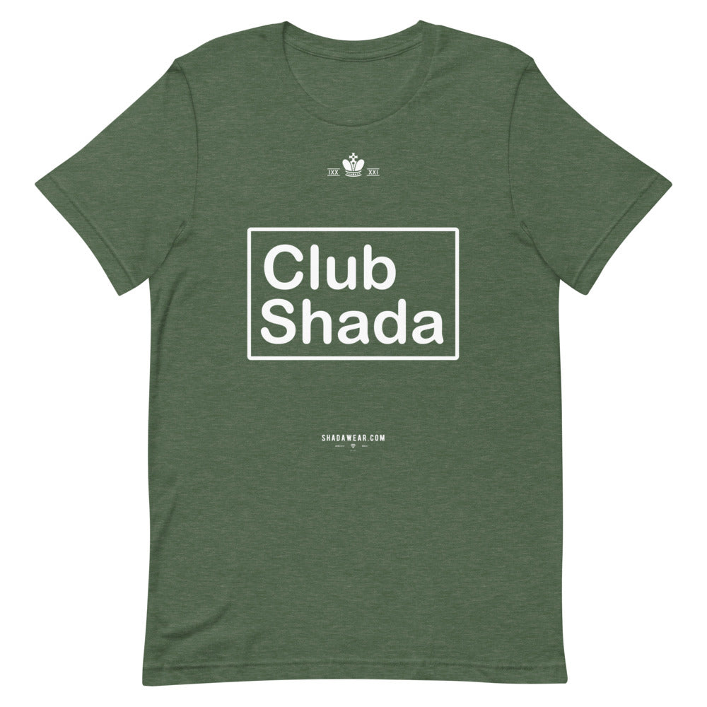 Club Shada - Unisex T-Shirt