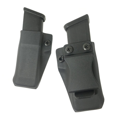 Kydex Slim Magazine Holster - Open or Concealed Carry