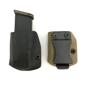 Kydex Magazine Holster - Open Carry