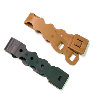 OWB Pancake MOLLE Malice Clips - Replacement Parts