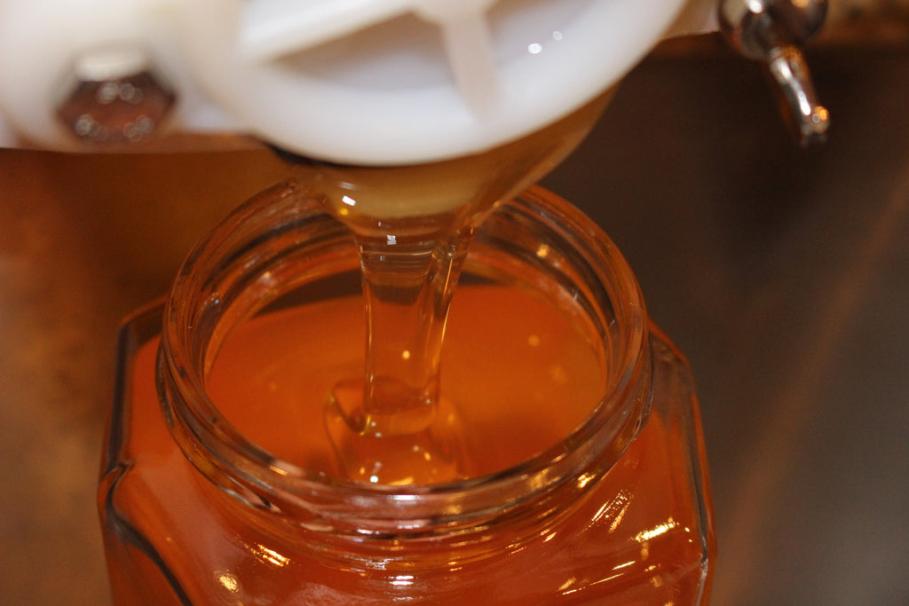 Why raw honey?
