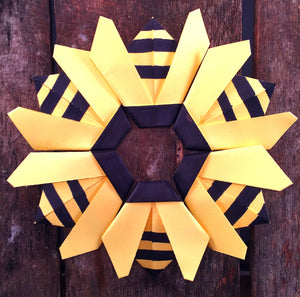 Make a Paper Bee!!