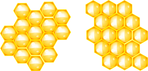 honeycomb orientation
