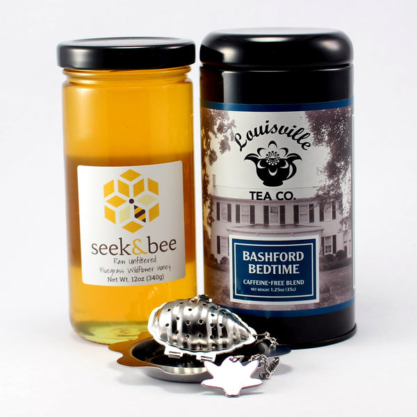 Honey and Tea set - Bashford Bedtime