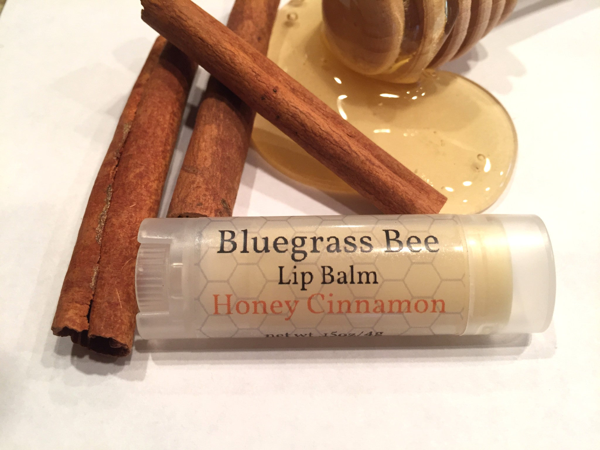 Lip Balm - Honey Cinnamon