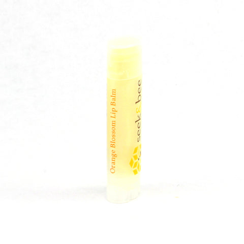 Lip Balm - Orange Blossom