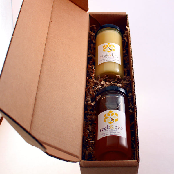 Honey TwoWays Honey Gift set