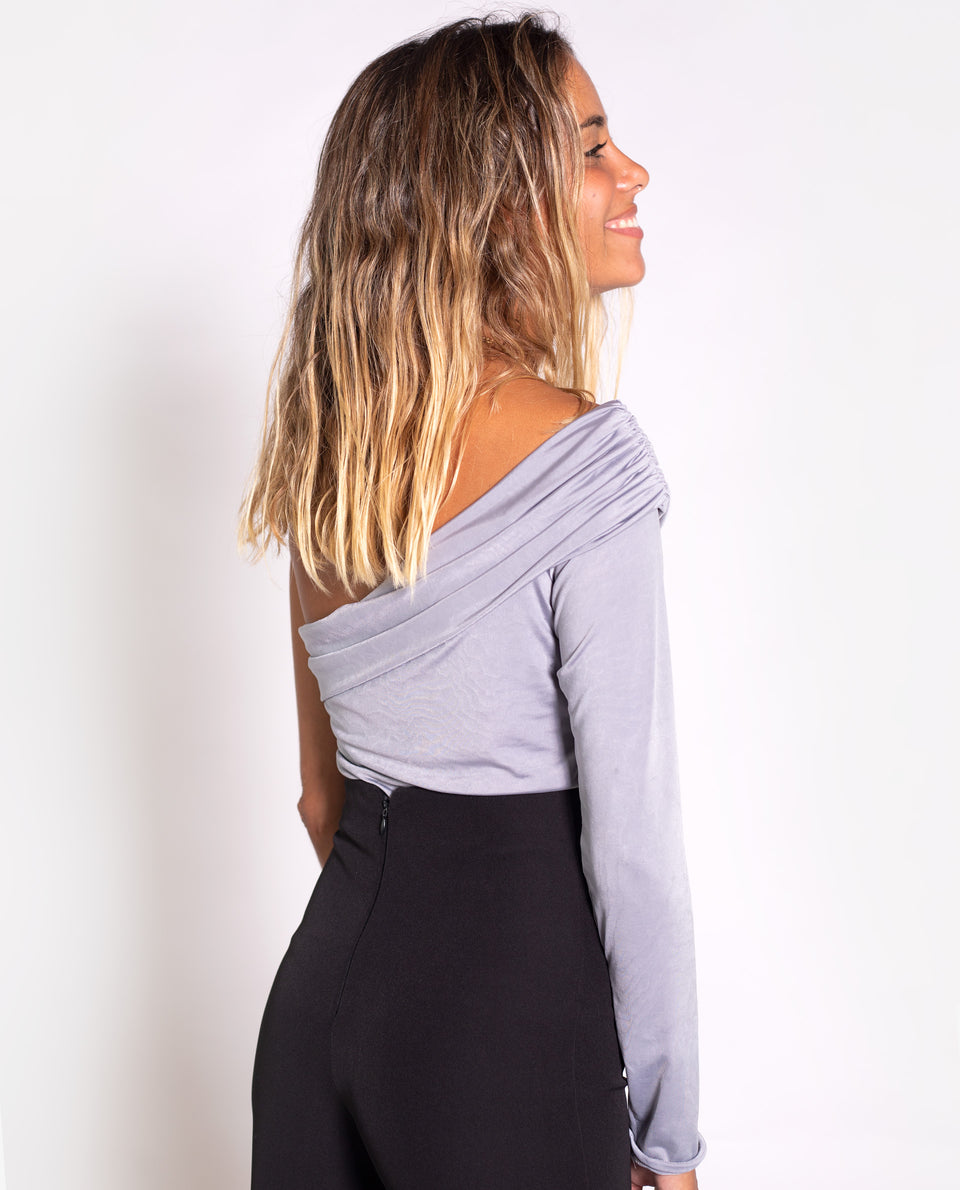 TOP WHISPER · GRIS