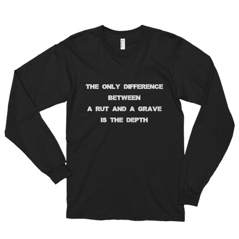 The only difference LongSleeve