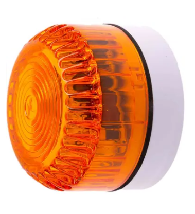 12V Xenon Amber Beacon