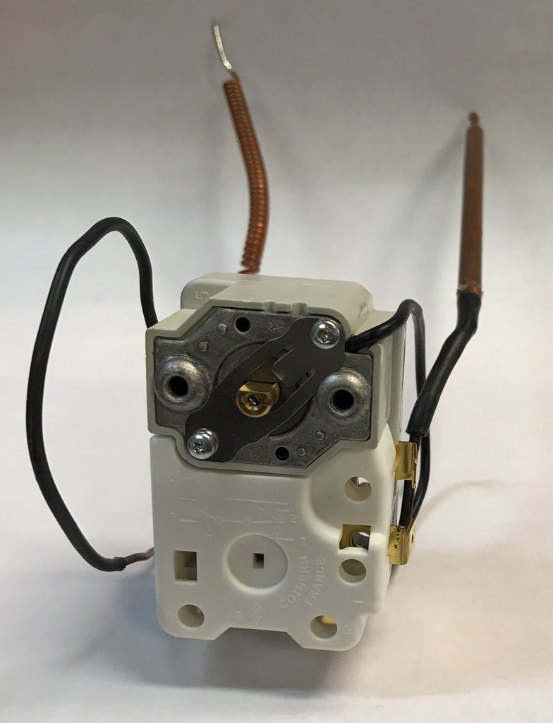 Thermostat for Immersion Heater Control