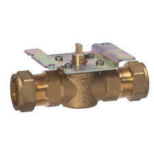 Danfoss 2 Port Valve for pre-plumb (Body Only)