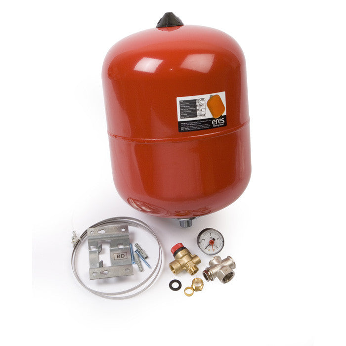 Central Heating Expansion Vessel Pack 18L – Kingspan Parts Shop
