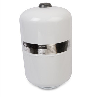 24 Litre Expansion Vessel with brackets for wall mounting