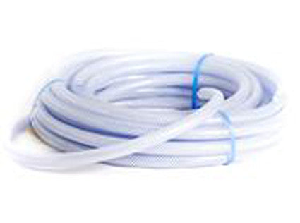 "1/2""  Clear Braided Hose 15M"