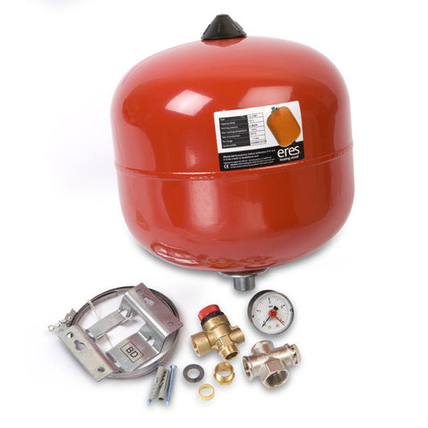 Central Heating Expansion Vessel Pack 12L