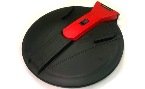 "16"" Titan Tank Lid (red arm)"