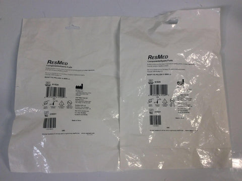 Lot of 2 NEW ResMed Swift FX Pillow X-Small 61520 - MBR Medicals